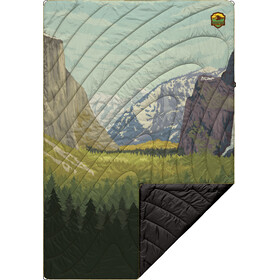 Rumpl Original Puffy Printed Decke 1 Person yosemite